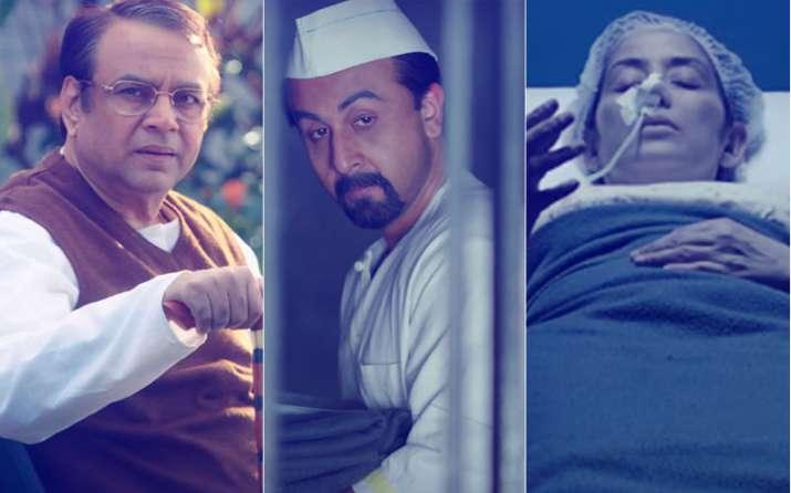 India Tv - A still from Ranbir Kapoor starrer Sanju