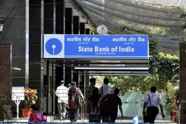 State Bank of India - File pic
