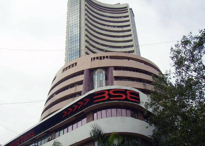 Sensex opened on a strong footing at 35,278.38 and
