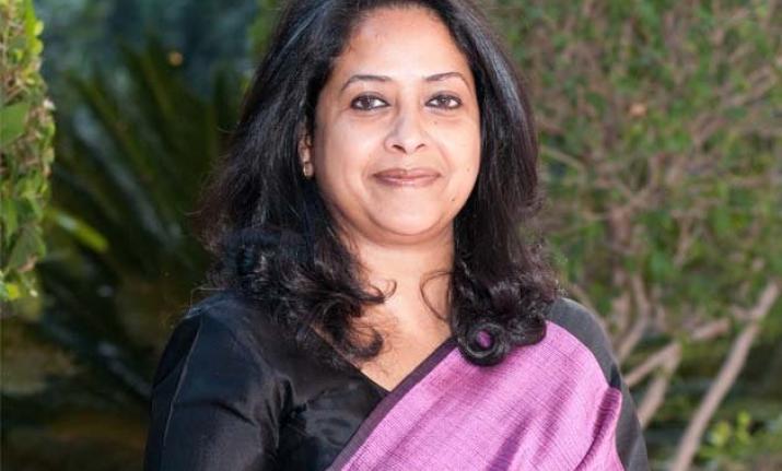 File photo of Sharmistha Mukherjee