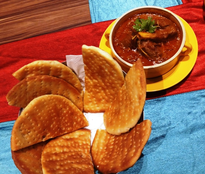 India Tv - Sheermal at kebab festival