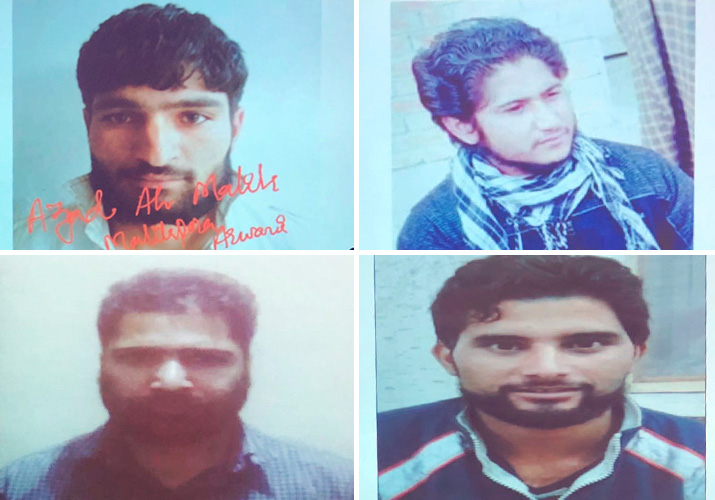 India Tv - J-K Police releases pics of suspects