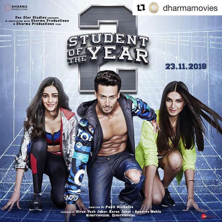India Tv - Student of the year 2- upcoming Bollywood New Hindi Movies of 2018