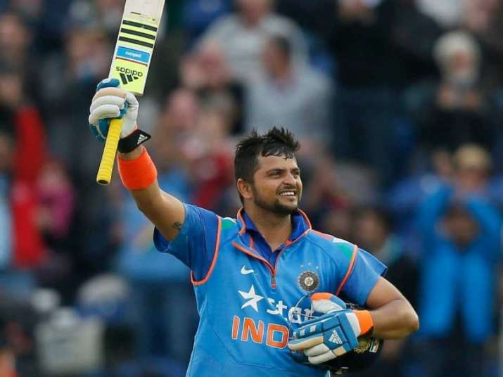 with world cup in perspective suresh raina replaces ambati rayudu