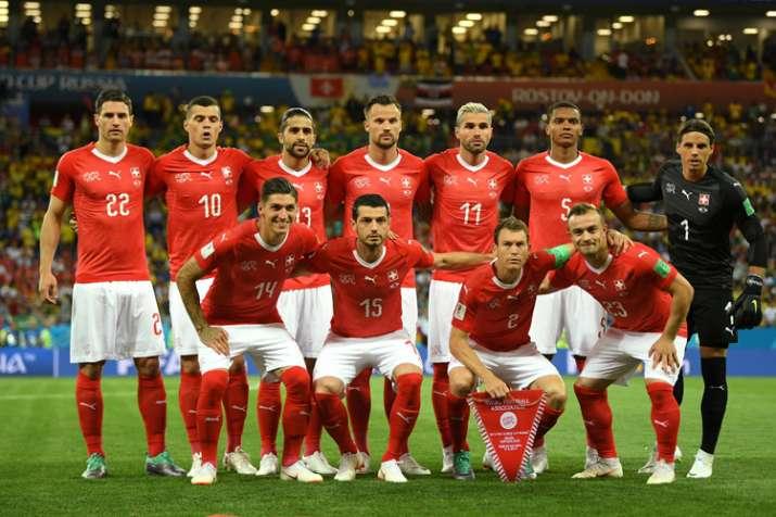 Serbia vs Switzerland