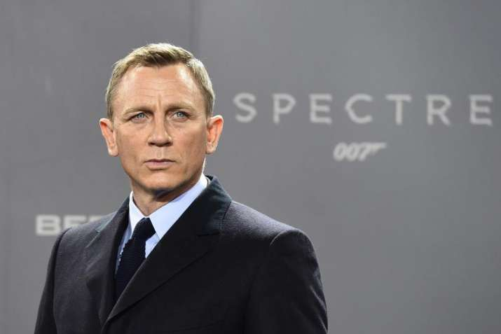James Bond star Daniel Craig to receive star on Hollywood