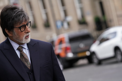 India Tv - Badla: Amitabh Bachchan reveals his look for the Sujoy Ghosh film, see pics