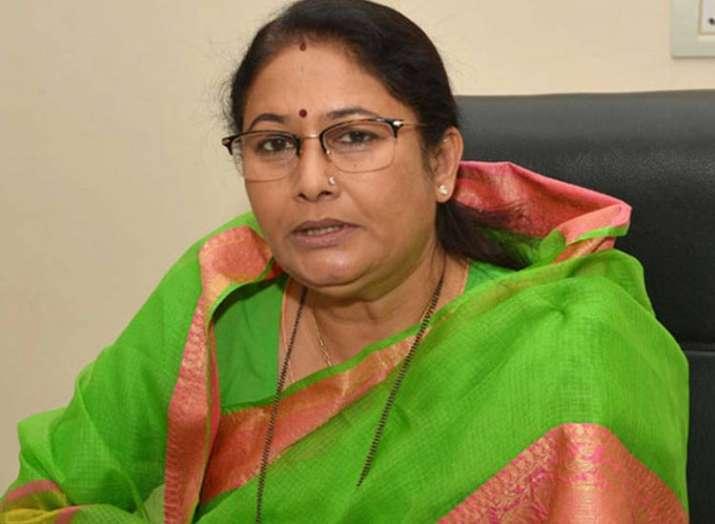Earlier Rajasthan Education Minister Kiran Maheshwari had