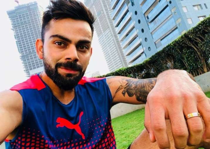 Kl Rahul Insta: Watch: Virat Kohli Gets His Beard Insured; KL Rahul Leaks