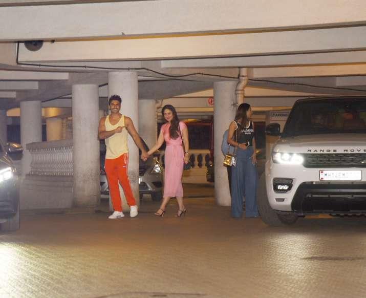 India Tv - Ranveer Singh with Kareena