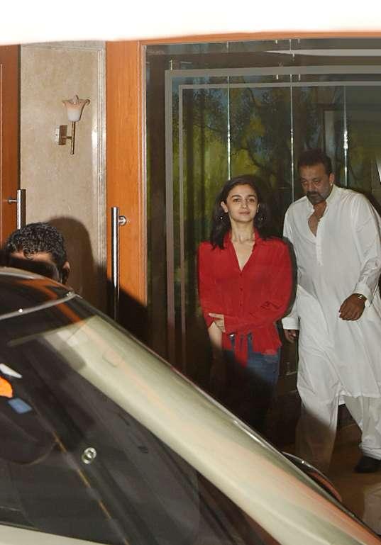 India Tv - Ranbir Kapoor, Alia Bhatt, Sanjay Dutt