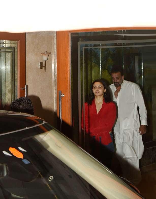India Tv - Alia Bhatt, Sanjay Dutt