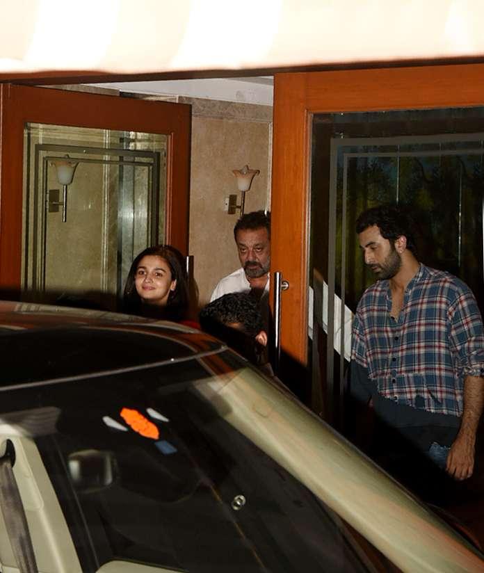 India Tv - Alia Bhatt, Sanjay Dutt, Ranbir Kapoor