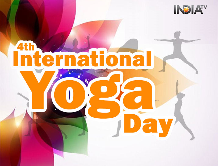 International Yoga Day 2018 WhatsApp Messages Facebook Status HD Images Wallapers Quotes And Best Wishes