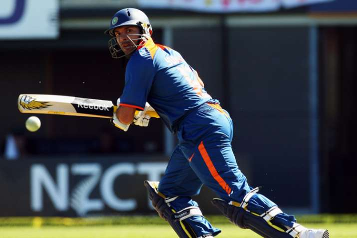 India Tv - File Image of Yuvraj Singh.