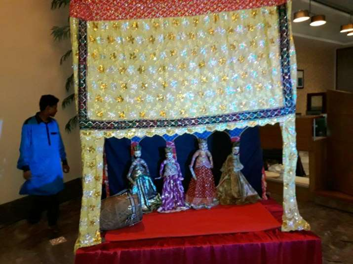 India Tv - Time to enjoy the Puppet show!