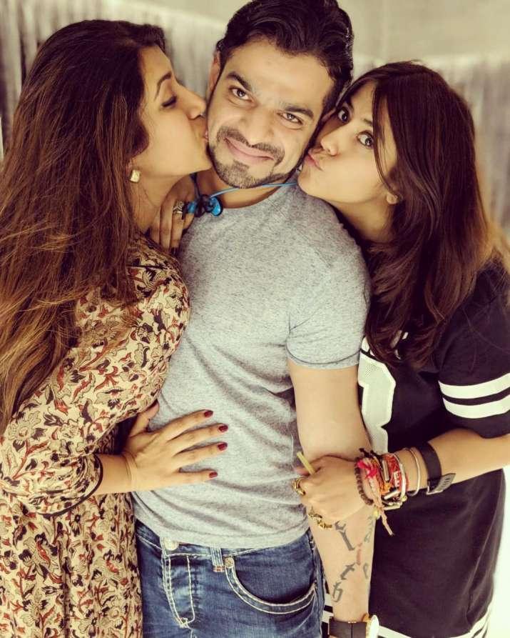 India Tv - Karan Patel and Ankita Bhargava