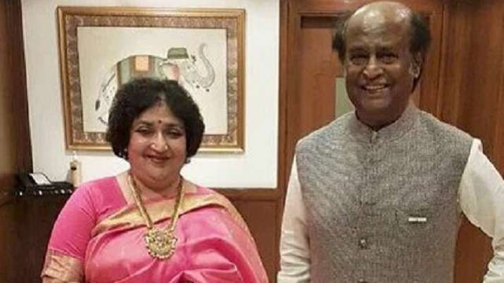 SC pulls up Rajinikath's wife for not repaying loan