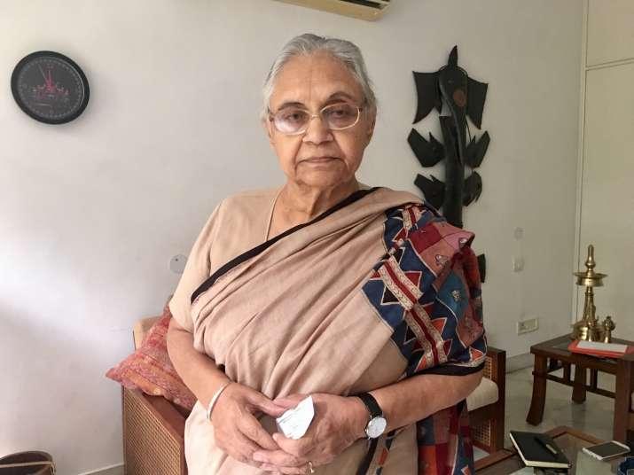 Lok Sabha elections 2019, Sheila Dikshit, Monday Talk