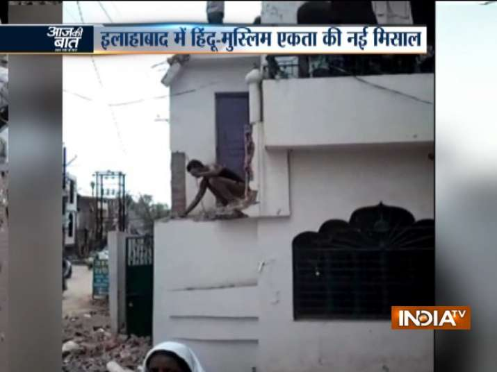 Muslims of Allahabad set example of communal harmony