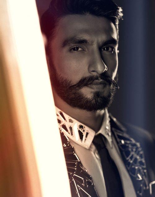 India Tv - Ranveer Singh's stunning picture