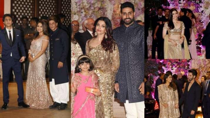 India Tv - Akash Ambani's engagement