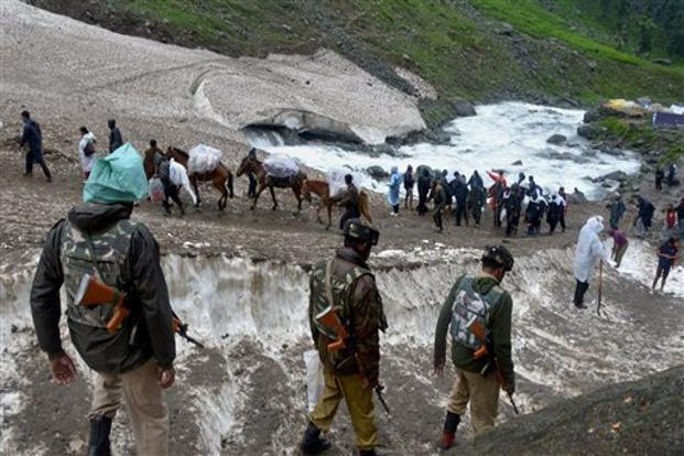 Amarnath Yatra- File photo