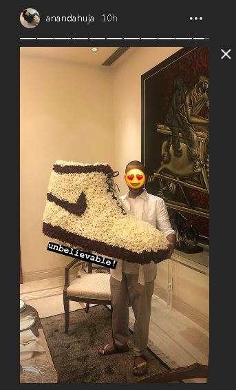 India Tv - Anand Ahuja's 35th birthday celebrations