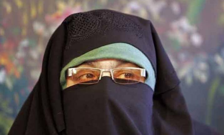 Kashmiri Separatist leader Asiya Andrabi