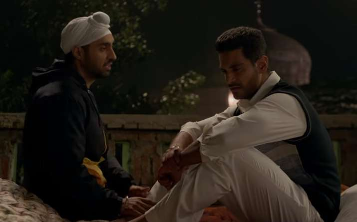 India Tv - Soorma Movie Review: Angad Bedi as Bikramjeet