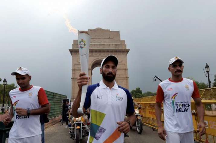 Hockey Players Sreejesh And Sardar Singh Table Tennis Stars Manika Batra And Kamal Ace Shooter Jitu Were Among The Athletes Who Got Their Hands On The