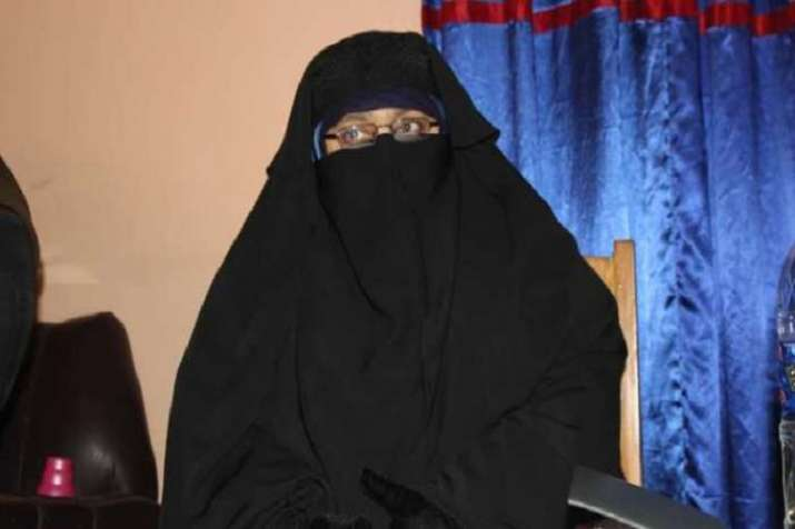 The agency also said in the FIR that Andrabi and her
