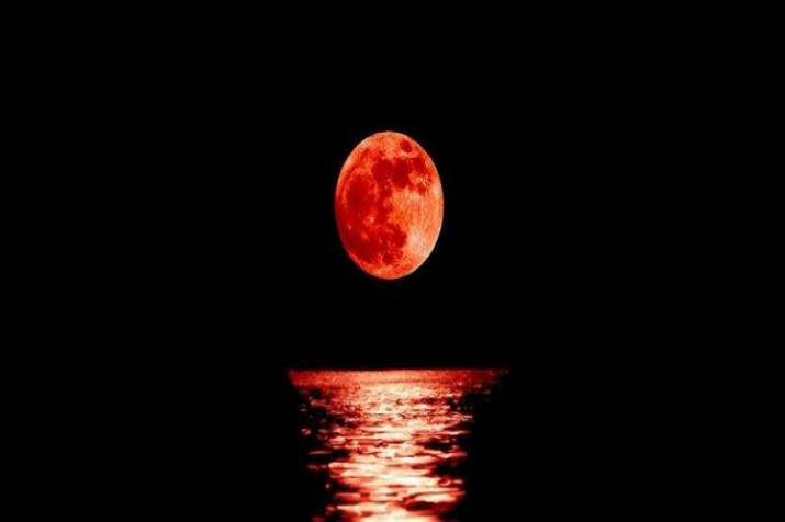 red moon july 2018 india - photo #16