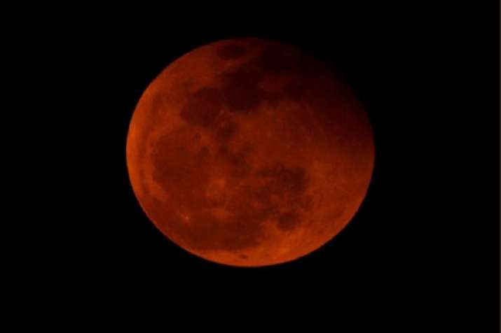 India Tv - Blood Moon in Vietnam