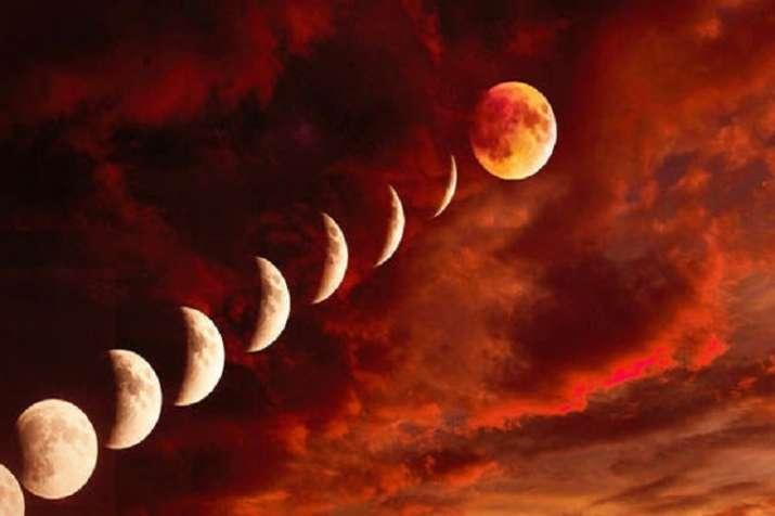 India Tv - Blood Moon 2018 (Representational Image)
