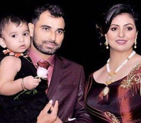 India Tv - Cricketer Mohammed Shami with estranged wife Hasin Jahan