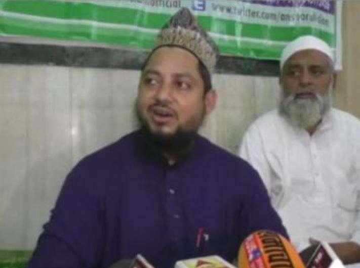 Khurshid Alam, Imam of Bareilly Jama Masjid