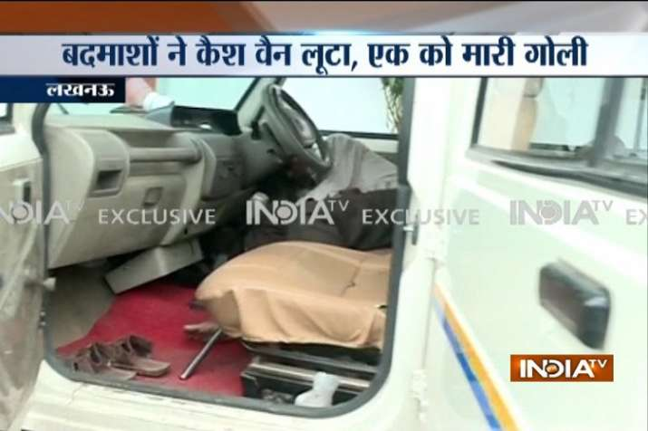 Lucknow robbery
