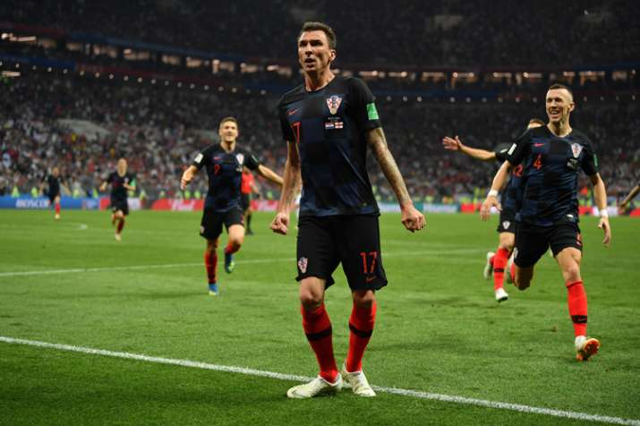 31a12e60a FIFA World Cup 2018: Croatia beat England 2-1 to enter final for 1st time    Soccer News – India TV
