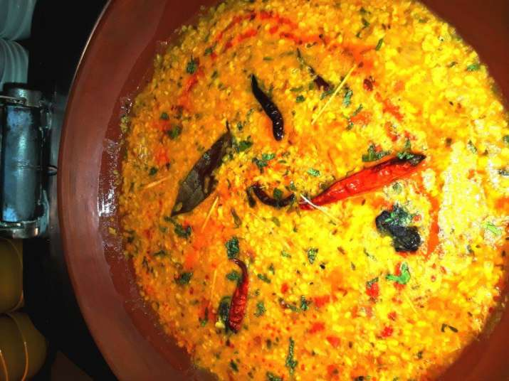 India Tv - One can feel the magic of Rajasthan in their flavoursome dal