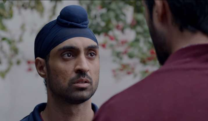 India Tv - Soorma Movie Review: Diljit Dosanjh as Sandeep Singh.