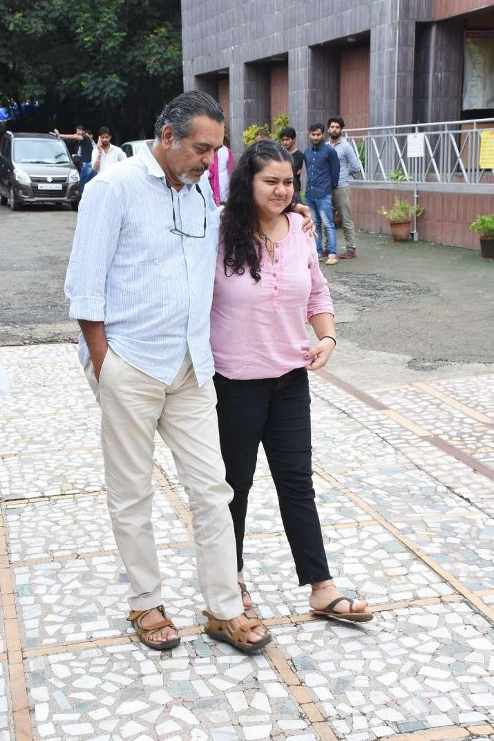 India Tv - Celebs atRita Bhaduri funeral