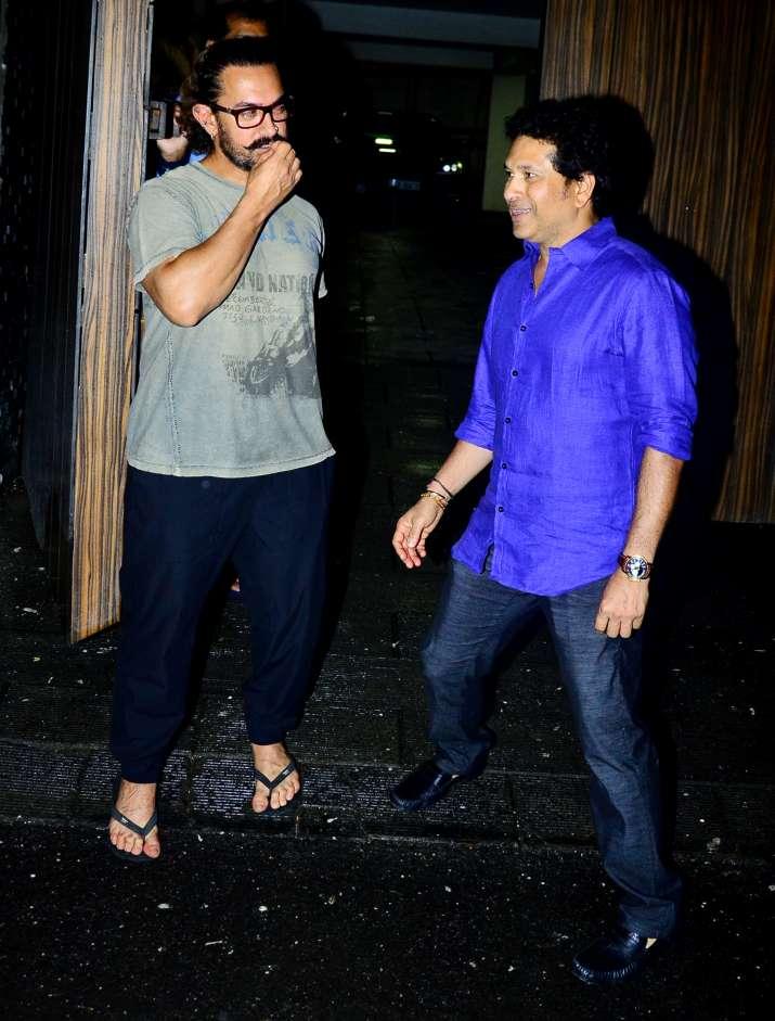 India Tv - Aamir, Sachin