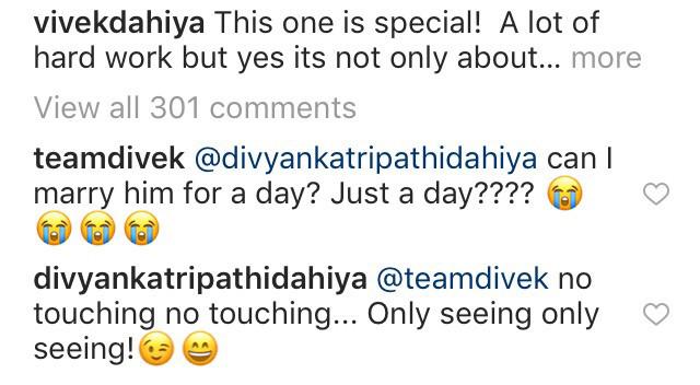 India Tv - Divyanka Tripathi's comment
