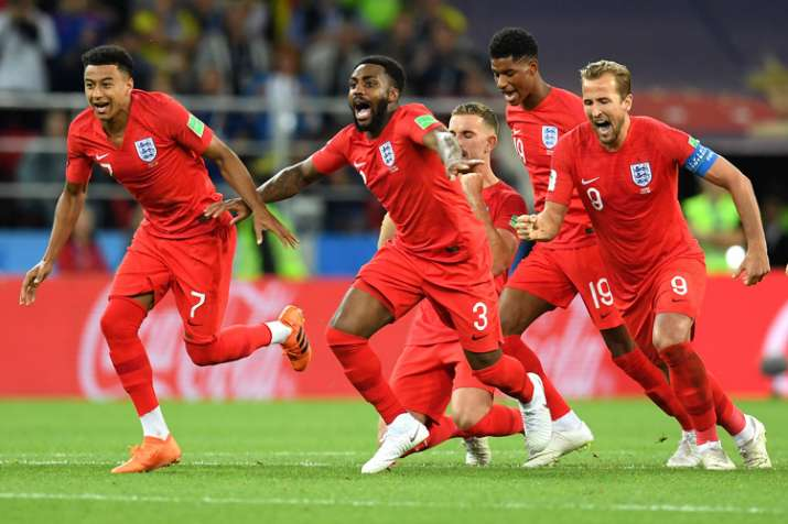 England vs Colombia FIFA World Cup 2018