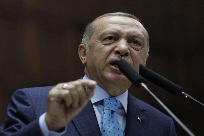 Turkey President Erdogan triggers yet another controversy