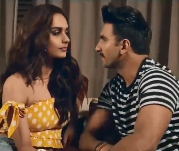 India Tv - Ranveer Singh and Manushi Chhillar