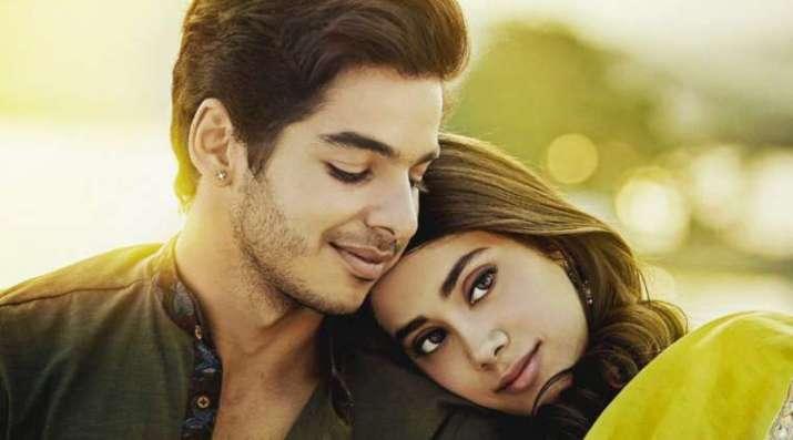 India Tv - Dhadak Movie Review, Ishaan Khatter and Janhvi Kapoor