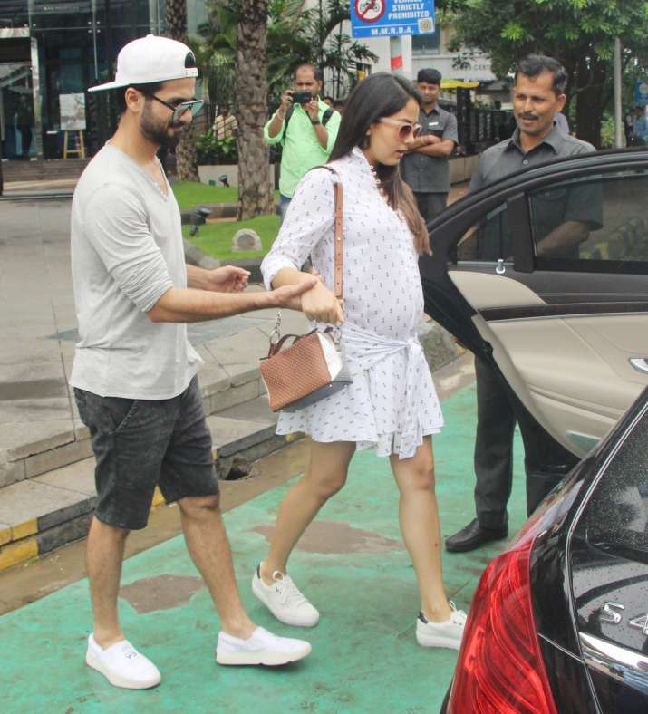 India Tv - Shahid Kapoor, Mira Rajput