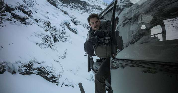 India Tv - Henry Cavill in Mission: Impossible - Fallout